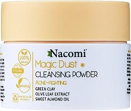 Parfumuri și produse cosmetice Pudră de față - Nacomi Face Cleansing & Acne Fighting Powder Magic Dust