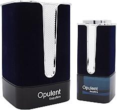 Parfumuri și produse cosmetice Al Haramain Opulent Sapphire - Apă de parfum