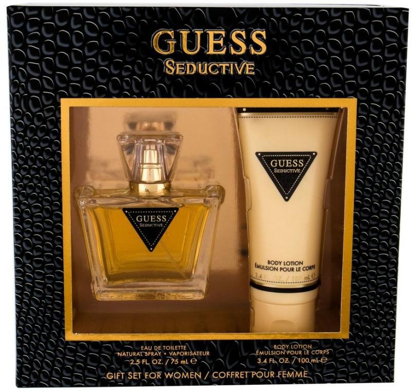 Guess Seductive - Set (edt/75ml + b/lot/100) — Imagine N1