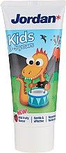 Parfumuri și produse cosmetice Pastă de dinți 0-5 ani, dragon - Jordan Kids Toothpaste