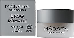 Parfumuri și produse cosmetice Pomadă pentru sprâncene - Madara Cosmetics Brow Pomade