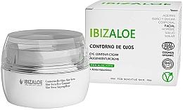 Parfumuri și produse cosmetice Cremă pentru zona ochilor - Ibizaloe Eye Contour Cream