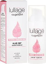 Parfumuri și produse cosmetice Fluid calmant pentru ten sensibil - Lullage RougeXpert Rojeces-Piel Sensible Fluid 360