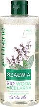 Parfumuri și produse cosmetice Apă micelară cu extract de salvie - Lirene Bio