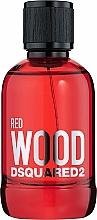 Parfumuri și produse cosmetice Dsquared2 Red Wood - Apă de toaletă (tester cu capac)