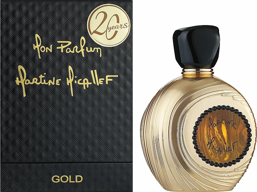 M. Micallef Mon Parfum Gold - Apă de parfum  — Imagine N2