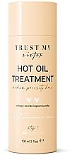 Parfumuri și produse cosmetice Ulei pentru păr cu porozitate medie - Trust My Sister Medium Porosity Hair Hot Oil Treatment