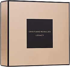 Parfumuri și produse cosmetice Cristiano Ronaldo Legacy - Set (edt/30ml + sh/gel/150ml)