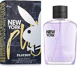 Parfumuri și produse cosmetice Playboy Playboy New York - Apă de toaletă