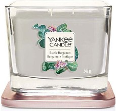 Lumânare aromatică - Yankee Candle Elevation Exotic Bergamot — Imagine N1