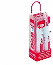 Parfumuri și produse cosmetice Set - PHB Pocket (toothpaste/4x6ml)