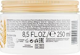 """Ulei nutritiv pentru corp """"Ovăz, grâu, lapte de orez"""" - Bielenda Vegan Muesli Nourishing Body Butter — Imagine N3"""