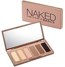 Parfumuri și produse cosmetice Paletă de machiaj, 6 nuanțe - Urban Decay Naked Basics Eyeshadow Palette