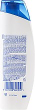 """Șampon pentru bărbați anti-mătrață """"Mentă"""" - Head & Shoulders Men Ultra Instant Scalp Relief Shampoo  — Imagine N2"""