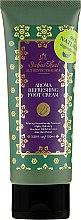 Parfumuri și produse cosmetice Cremă pentru picioare - Sabai Thai Rice Milk Aroma Refreshing Foot Cream