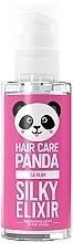 Parfumuri și produse cosmetice Ser pentru păr - Noble Health Panda Silky Elixir Styling Serum