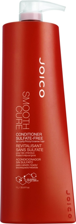 Balsam anti-electrizare - Joico Smooth Cure Conditioner Sulfate-Free — Imagine N4