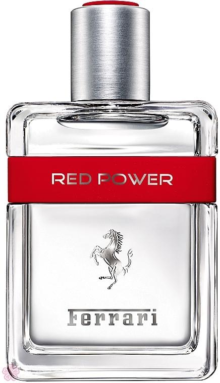 Ferrari Red Power Intense - Apă de toaletă — Imagine N2