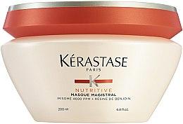 Parfumuri și produse cosmetice Mască pentru păr uscat - Kerastase Nutritive Masque Magistral