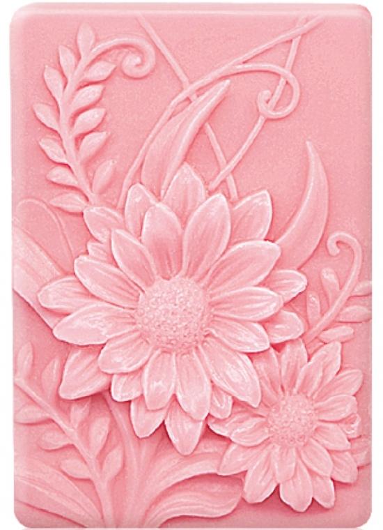 """Săpun de glicerină """"Aroma de primăvară"""" - Bulgarian Rose Soap — Imagine N1"""