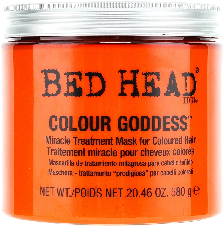Mască de păr - Tigi Color Goddess Miracle Mask For Colored Hair — Imagine N1