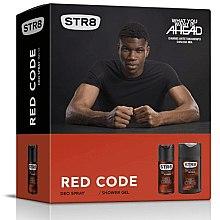 STR8 Red Code - Set (deo/150ml + sh/gel/250ml) — Imagine N1