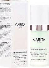 Parfumuri și produse cosmetice Ser facial cu efect matifiant - Carita Serum Controle