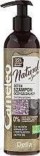 Parfumuri și produse cosmetice Șampon de păr - Delia Cameleo Natural On Your Hair Detox Shampoo