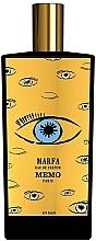 Parfumuri și produse cosmetice Memo Marfa - Apă de parfum (tester cu capac)