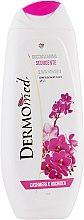 """Parfumuri și produse cosmetice Gel de duș """"Cașmir și orhidee"""" - Dermomed Shower Gel Cashmere Orchid"""