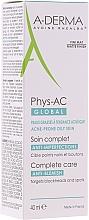 Parfumuri și produse cosmetice Cremă de față - A-Derma Phys-AC Global Severe Blemish Care