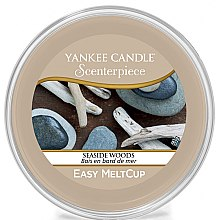 Parfumuri și produse cosmetice Ceară aromată - Yankee Candle Seaside Woods Melt Cup
