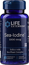 "Parfumuri și produse cosmetice Supliment alimentar ""Iod"" - Life Extension Sea-Iodine"