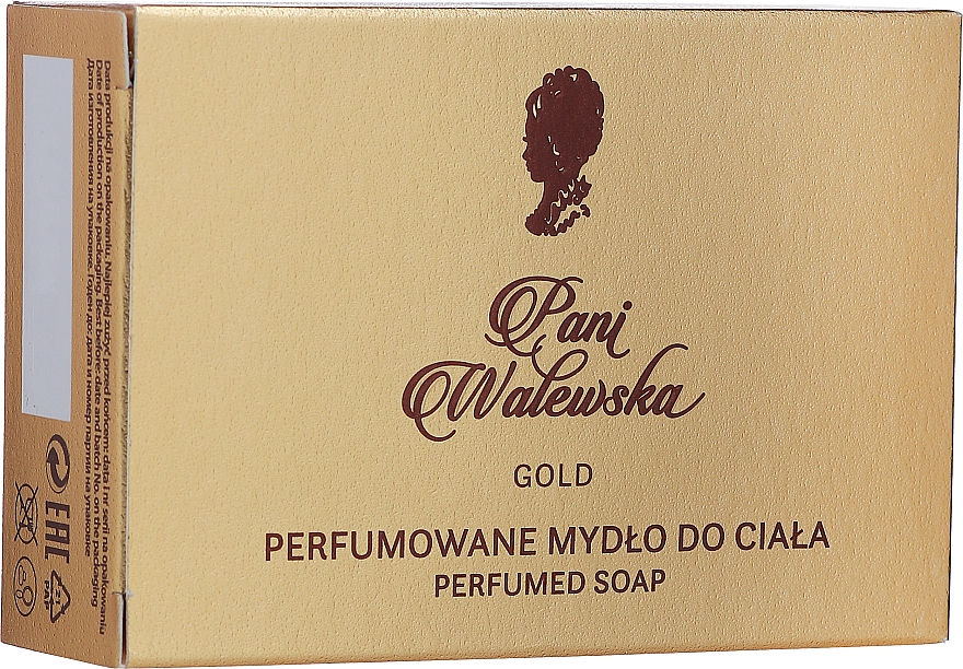 Pani Walewska Gold - Săpun