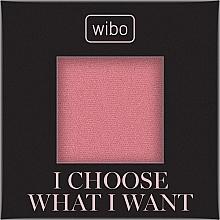 Parfumuri și produse cosmetice Fard de obraz - Wibo I Choose What I Want Blusher (rezervă)