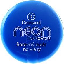 Parfumuri și produse cosmetice Pudra pentru păr - Dermacol Neon Hair Powder