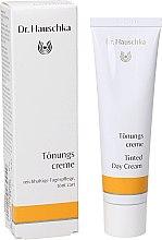 Parfumuri și produse cosmetice Cremă de zi pentru față - Dr. Hauschka Tinted Day Cream
