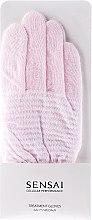 Mănuși pentru îngrijirea mâinilor - Kanebo Sensai Cellular Performance Treatment Gloves — Imagine N1