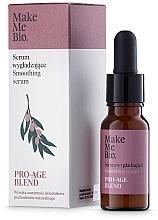 Parfumuri și produse cosmetice Ser pentru față - Make Me Bio Anti-Aging Day And Night Serum