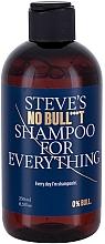 Parfumuri și produse cosmetice Șampon pentru bărbați - Steve?s No Bull***t Shampoo for Everything