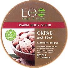 """Parfumuri și produse cosmetice Scrub pentru corp """"Încălzitor"""" - ECO Laboratorie Warm Body Scrub"""