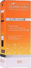 Parfumuri și produse cosmetice Mască cu vitamina C pentru iluminarea tenului - Bielenda Professional Supremelab Energy Boost