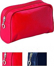 Parfumuri și produse cosmetice Trusă cosmetică 96129, roșie - Top Choice Simple