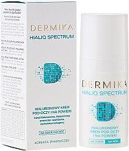 Parfumuri și produse cosmetice Cremă pentru conturul ochilor - Dermika Hialiq Spectrum Eye Cream