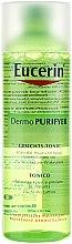 Parfumuri și produse cosmetice Tonic pentru față - Eucerin DermoPurifyer Toner