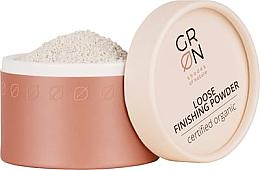 Parfumuri și produse cosmetice Pudră de față - GRN Loose Finishing Powder (Snow White)