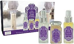 Parfumuri și produse cosmetice La Sultane de Saba Musk Incense Vanilla - Set (b/mist/50ml + b/scrub/100ml + b/oil/50ml)