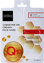 Parfumuri și produse cosmetice Mască de față - Gabriella Salvete Coenzyme Q10 Creamy Face Mask