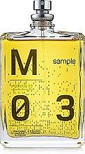 Parfumuri și produse cosmetice Escentric Molecules Molecule 03 - Apă de toaletă (tester)