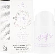 Parfumuri și produse cosmetice Cremă de față - Bema Cosmetici Naturys Nuy Vitamin Concentrate Fluid Cream